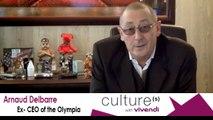 Arnaud Delbarre, Ex- CEO of the Olympia - Creative jobs