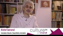 Kristof Serrand, Animation Director, DreamWorks Animation, Creative jobs