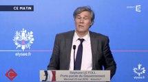 Quand Stéphane Le Foll rebaptise Bruno Le Roux en Bruno le «Relou» - ZAPPING ACTU DU 26/05/2016