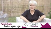 Patricia Teglia, Freelance press agent, Creative jobs