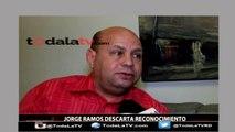 Sergio Ramos desmiente haya algún tipo de Premio reconocimiento para Angela Carrasco-Famosos Inside-Video