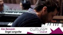 Alex Beaupain Singer-songwriter, Creative jobs