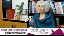 Amina Taha - Hussein Okada, Conservateur Général musée national des Arts Asiatiques Guimet, Dialogue interculturel