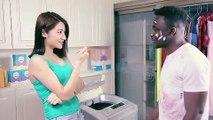 La pub raciste pour la lessive chinoise Qiaobi