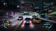 Need for Speed: Carbon PS3 Part 19, Mazda RX-8 (Chinatown Tram, Sprint, Defense Race) Crew Won
