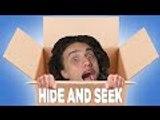 Kwebbelkop | BEST HIDING SPOT EVER! - Hide And Seek