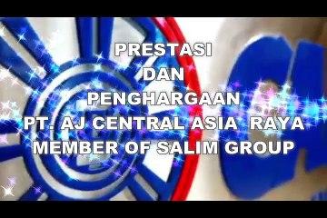 PRESTASI DAN PENGHARGAAN PT. AJ CENTRAL ASIA RAYA - CAR 3I-NETWORKS [WWW.TABUNGANINVESTASI.COM]