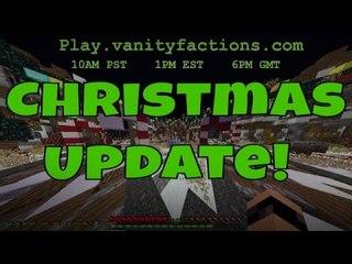 Server Opening Christmas Update