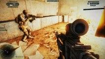 "Medal of Honor: Warfighter - Tráiler ""Fire Team"" con gameplay del multijugador (en inglés)"