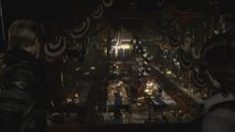 Resident Evil 6 - Vídeo con gameplay de Leon 1 (en inglés)