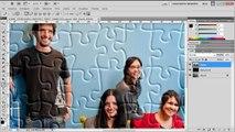 Come applicare un effetto puzzle alle foto