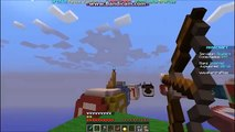 Mi Primer Gameplays | Skywars Minecraft 1.8 | The Two Brothers :D |