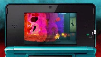 """Shinobi 3DS - Tráiler #2 """"Desafíos Street Pass"""""""