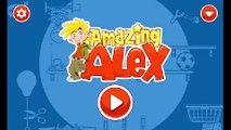 Amazing Alex, la nueva perla de Rovio en acción