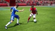 FIFA 13 - Tráiler de la E3 2012 (en inglés)