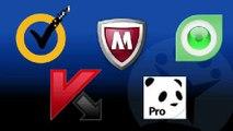 Comparatif vidéo des 5 meilleurs antivirus payants pour 2012
