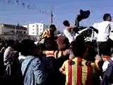 24/11/2007  lycée ibn abi thief un jour avant le match Taraj