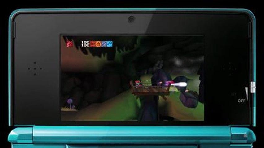 Cave Story 3D - Vídeo de lanzamiento