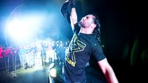 Seth Rollins reflects on the night he injured his knee- WWE 24- Seth Rollins sneak, on WWE Network