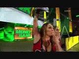WWE Money in the Bank 2015 Nikki Bella vs Paige - Naomi vs Summer Rae - The Dollhouse vs Awesomacher