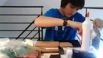 peti 2 du tuto :comment faire un petit diorama a l'echele 1/72