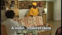 LES ANNEES ECOLE - Episode 19 - A MALIN, MALIN ET DEMI (Série Gabonaise)