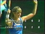 Martina Navratilova Vs Chris Evert LLoyd 17.mp4