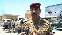 القوات العراقية تواصل عملياتها في الفلوجة وسط احتدام المعارك ضد داعش