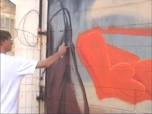 GRAFFITI INSTINCTS 1 OF 5