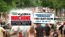 Summer Nationals Returns to St. Paul for the O'Reilly Auto Parts Street Machine Nationals 2016