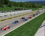 1976 Osterreichring Austria Zeltweg Race Laps Grand Prix CREW F1 Seven ed è stato semplicemente Mod circuit overtaking F1C F1 Challenge 99 02 The Formula 1 Classics GP 2012 2013 2014 2015 4 29 12 38 23 85 27