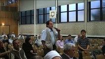 Jerusalem (23/34) - Erzbischof Atalla Hanna - Prof. Abu Gaber