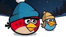 Angry Birds te desean feliz Navidad