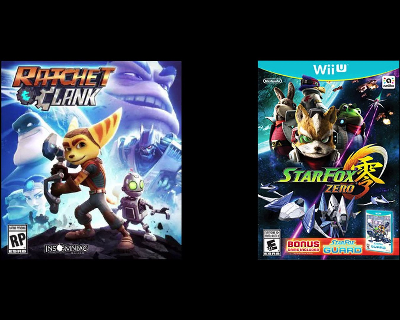 Media Hunter - Ratchet and Clank (2016) and Star Fox Zero Review