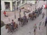 Les Milices Vaudoises à Morges