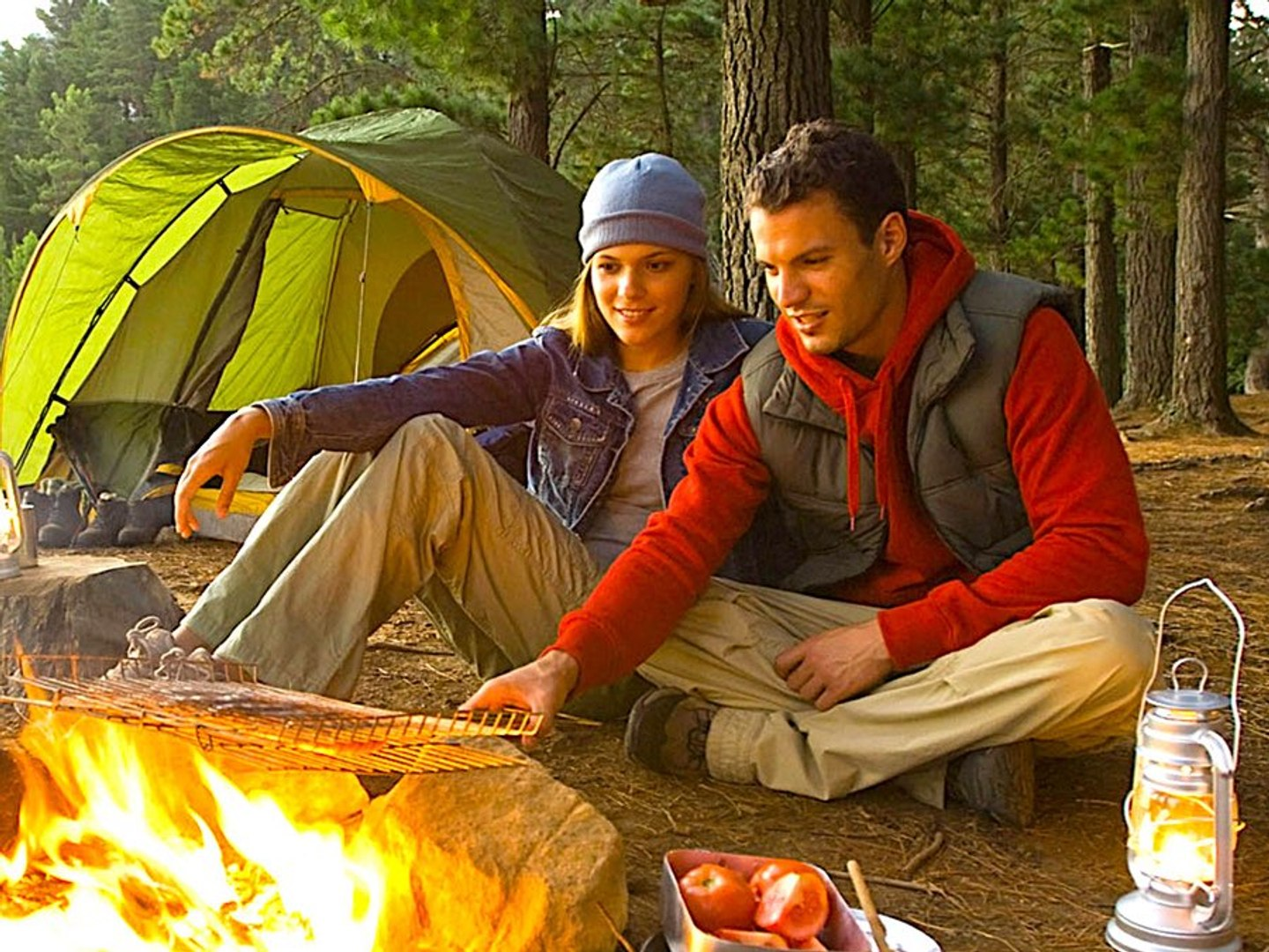 Top 5 National Park Camping Sites Across America