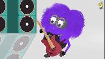 Minions Music Challenge Banana Funny Cartoon ~ Minions Mini Movies 2016 [HD] 1080p