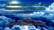 Paul Moïse - SECTION 4 : CITATIONS PARTIE 29