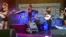 Moodoid en live à Nice 19 août 2015 théâtre de Verdure