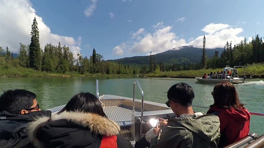 [The Rockies] River Safari, Blue River #1 (2016.5.23) with VGC friends by - 리버 사파리
