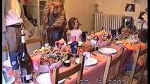 4° Anniversaire de Coralie - 27 Juin 2003