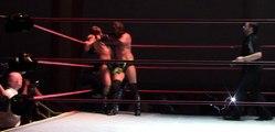 """Mythain Warrior"" Steve Anthony vs. ""Unholy"" Gregory James - NWA Parade of Champions 2K16 - NWA World Junior Heavyweight Championship"