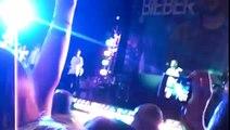 "Exclusive Clips of ""Somebody to Love"" & ""Eenie Meenie"" - Justin Bieber - 2/14/10 HQ"