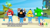 Geometry Dash - Back On Track (Angry Birds,Super Mario Dance y Geometry Dash Mix)