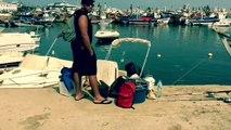 Algeria adventure boumerdes bateau boumerdes plage