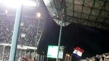 ASSE-OM 1-1 2 octobre 2010 Nous nous sommes les stephanois KOP NORD