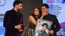 Aishwarya Rai Bachchan, Abhishek Bachchan, Sonam Kapoor- HT Style Awards 2016