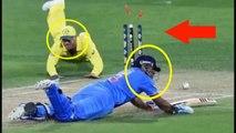 Biggest run out in Cricket History Ever- India Vs Australia