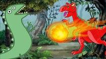 Peppa Pig, George, a Luta do Novo Senhor Dinossauro no Parque dos Dinossauros