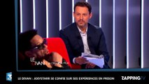 Le Divan : JoeyStarr se confie sur ses expériences en prison (Vidéo)